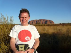 Uluru (Ayers Rock), november 2012