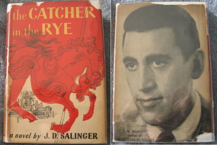characterization of holden caulfield in j d salingers catcher in the rye Reclusive author of the catcher in the rye and a young  it shoeless joe jd  the surname in the catcher in the rye (holden caulfield's.