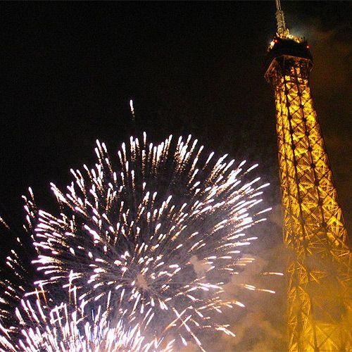 Parijs bezoeken
