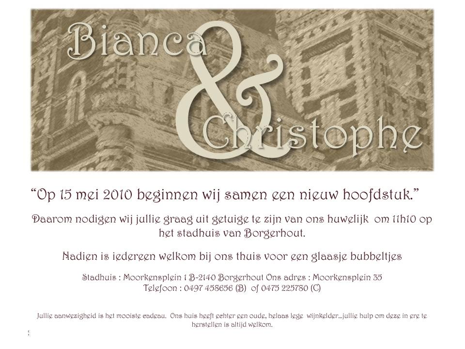 Burgerlijke trouw bianca amp christophe antwerpen leave a comment