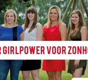 meer girlpower, minder zitpenning