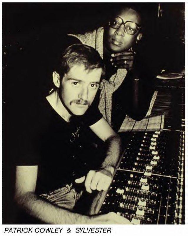 Sylvester & Patrick Cowley