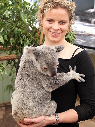 Eredoctor Kim Clijsters in het gelukkigste land ter wereld