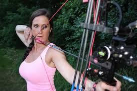 Melissa Bachman, opgejaagd wild?