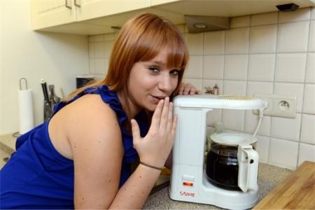 De koffie verkeerd van Joyce