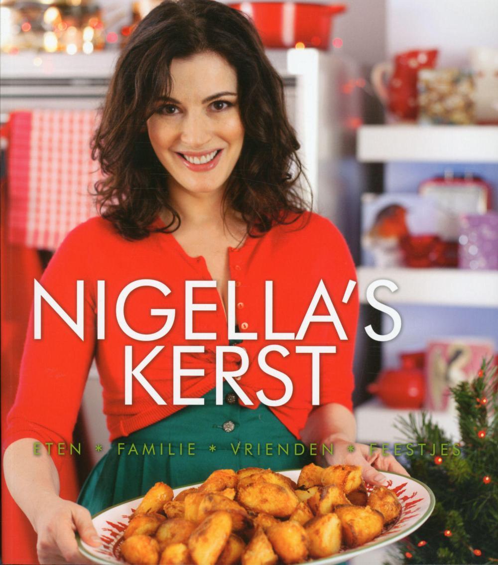 Vanavond staat Nigela in mijn keuken