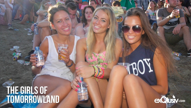 Girls of Tomorrowland