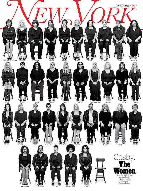 de collateral damage van Bill Cosby