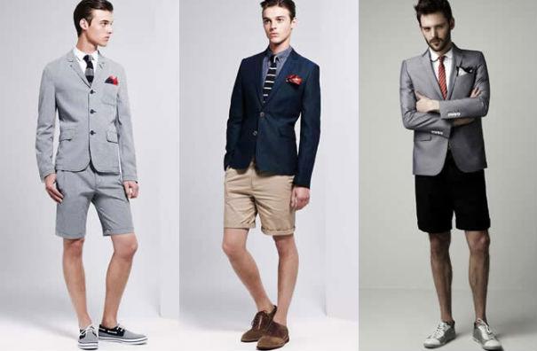 mannen in korte broek op de werkvloer moet kunnen, toch