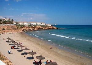 Strand van La Zenia