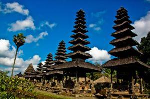 pura taman ayun tempel mengwi