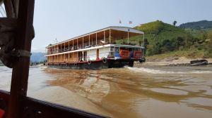 varen op de Mekong