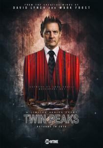 twin peaks seizoen 3, al moeten we wél nog wachten tot 2017