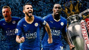leicester city nummer één in de premier league