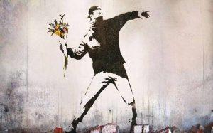 Banksy = 3D (Massive Attack)