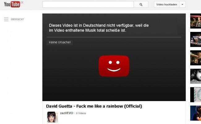 als zelfs de Duitsers het al zeggen ...