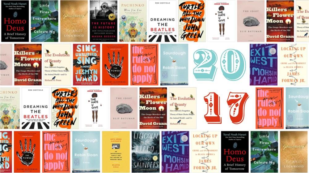 boeken 2017