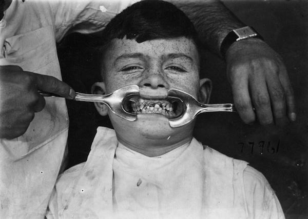 ik ben niet bang van de tandarts
