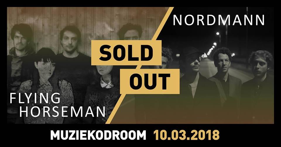 double bill Flying Horseman + Nordmann