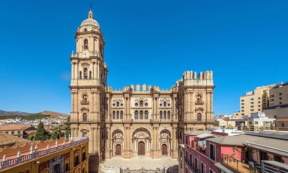 kathedraal van málaga