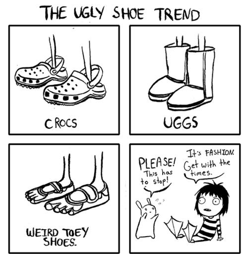 de schoenenhistorie van een vakantie in de 80's