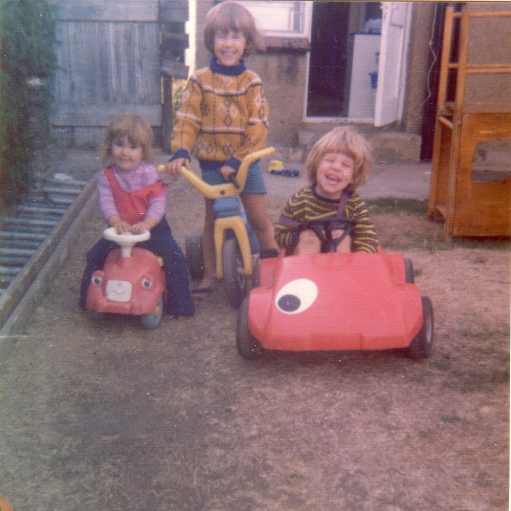 spelen in de jaren 70