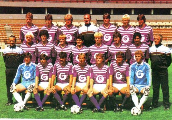 rsc anderlecht 1984-1985