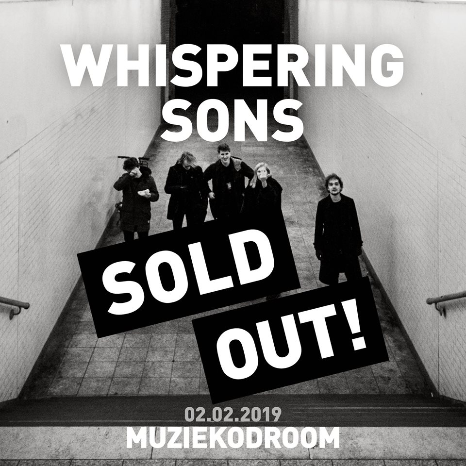 whispering sons
