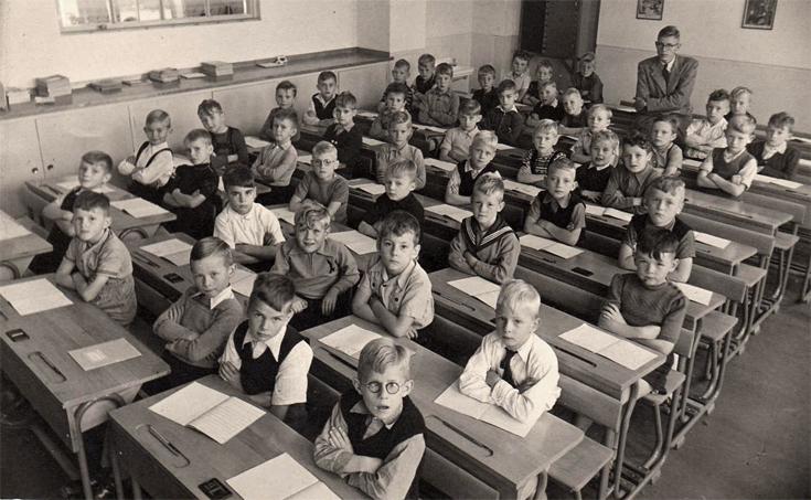 onze lagere school van klas 1 tot 6