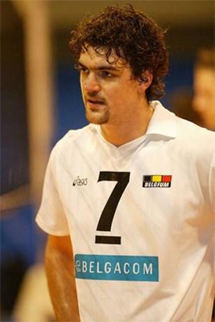 Wout Wijsmans, beste Belgische volleybalspeler uit Zonhoven