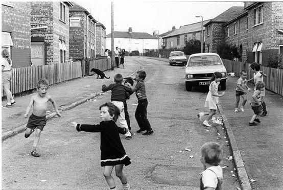in de 80's kon je nog gewoon op straat spelen